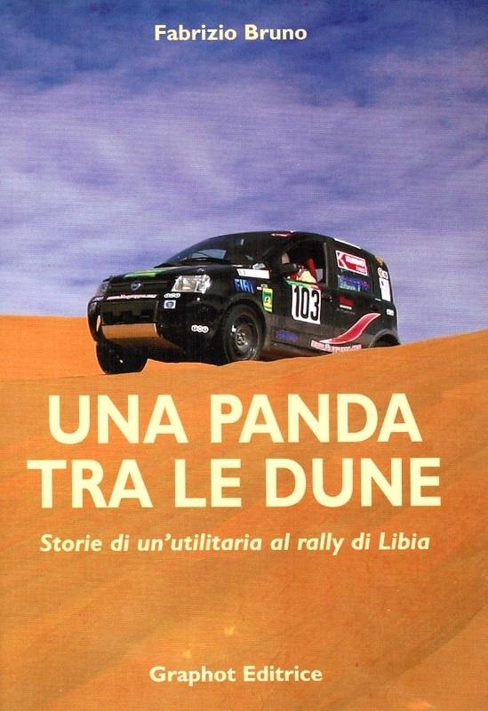 Una Panda tra le dune