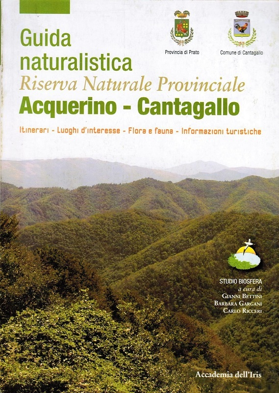 Guida naturalistica Riserva Naturale Provinciale Acquerino Cantagallo