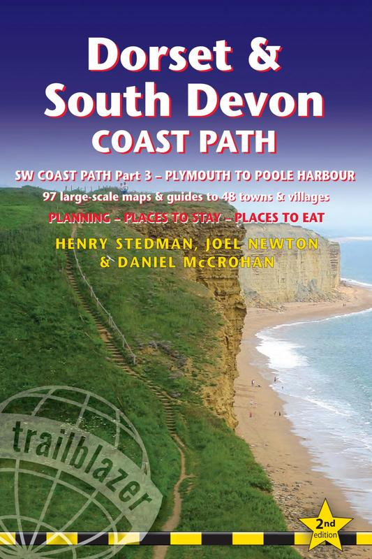 Dorset & South Devon Coast Path