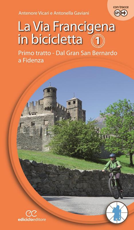La Via Francigena in bicicletta - 1