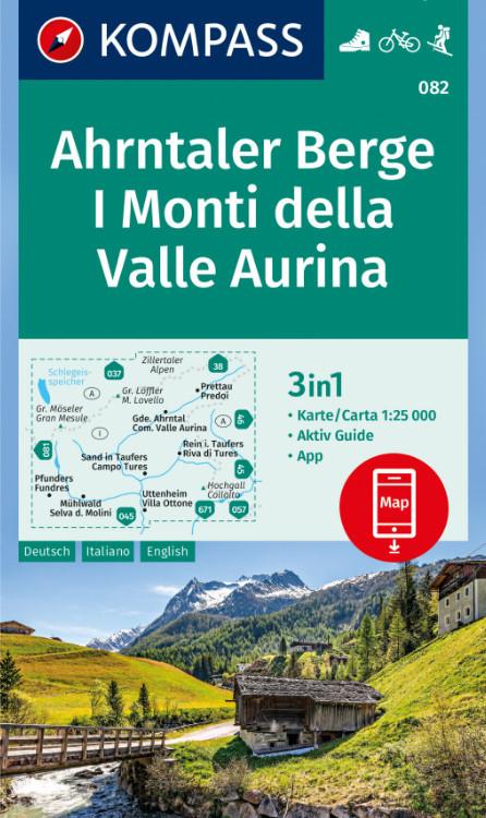K082 I Monti della Valle Aurina