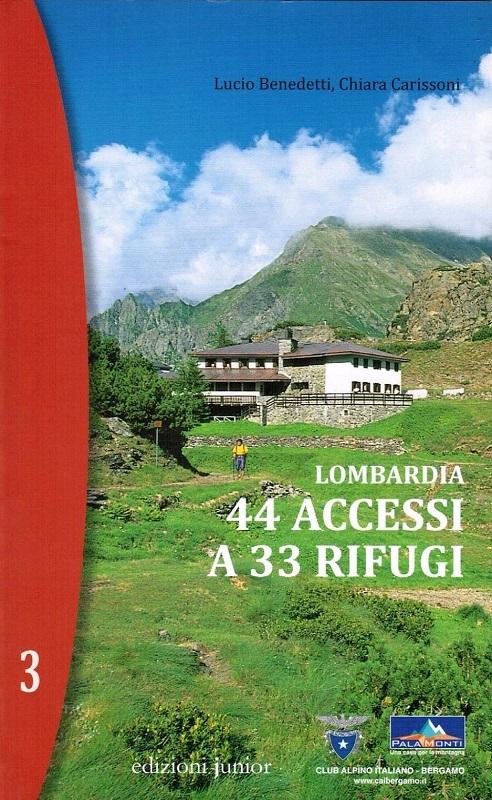 Lombardia - 44 accessi a 33 rifugi