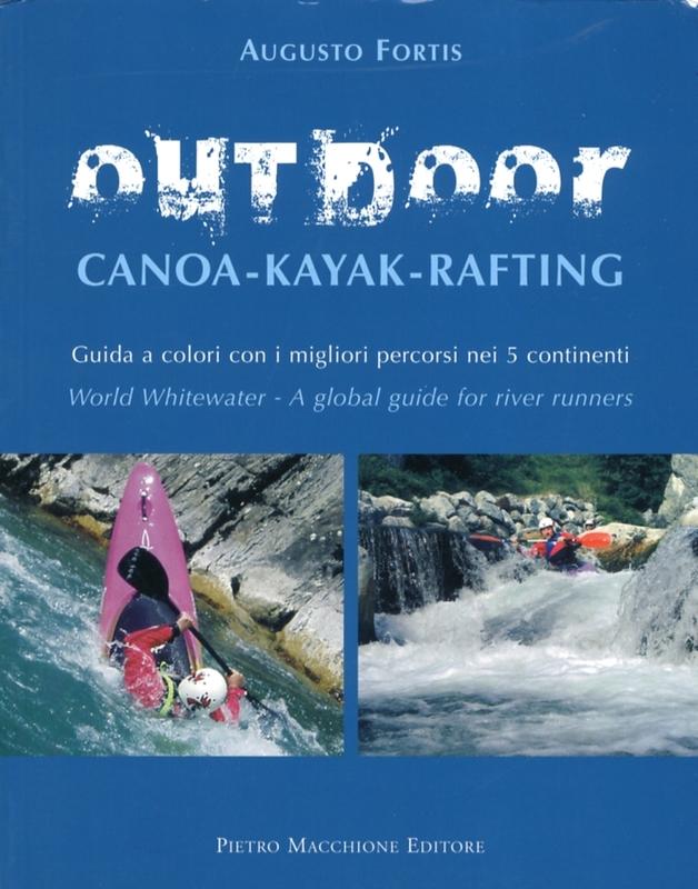 Outdoor canoa, kayak, rafting