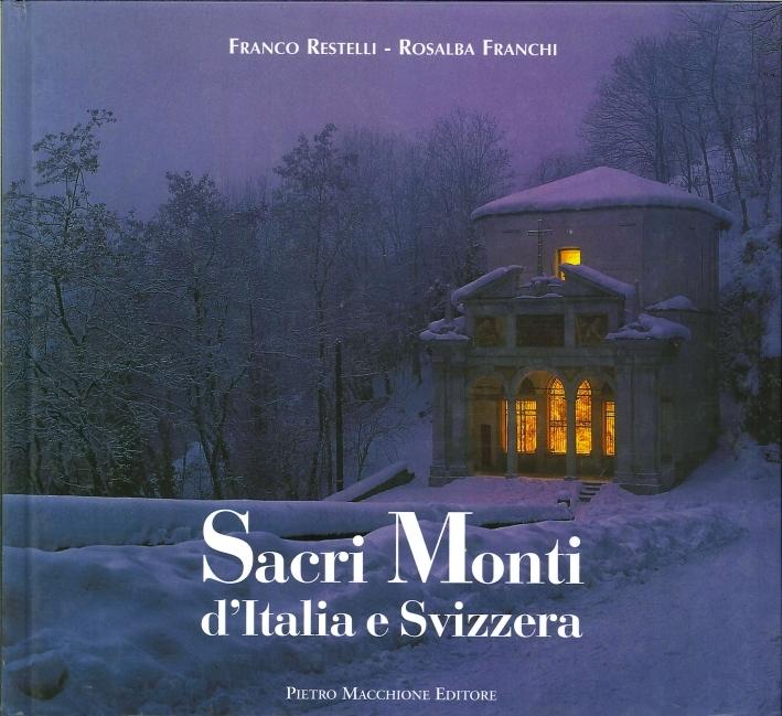Sacri Monti d'Italia e Svizzera