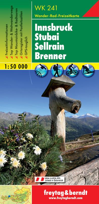 Innsbruck – Stubai – Sellrain – Brenner