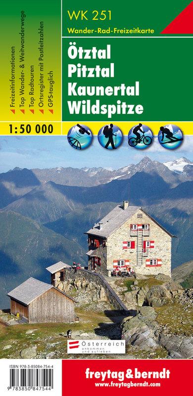 Ötztal – Pitztal – Kaunertal – Wildspitze
