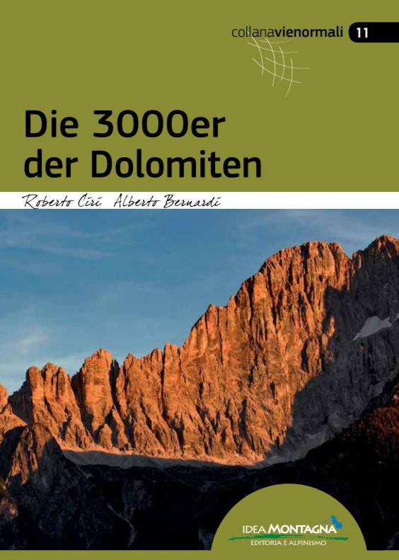 Die 3000er der Dolomiti