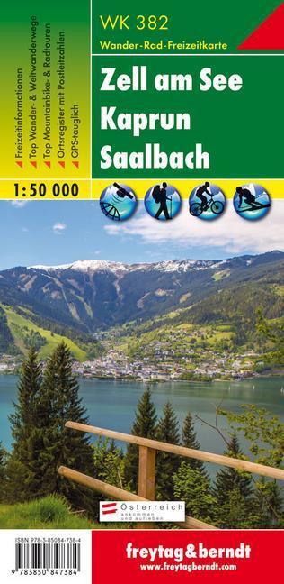Zell Am See - Kaprun - Saalbach