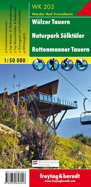Wölzer Tauern - Sölktal - Rottenmanner Tauern