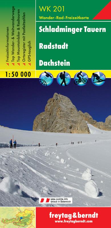 Schladminger Tauern - Radstadt - Dachstein