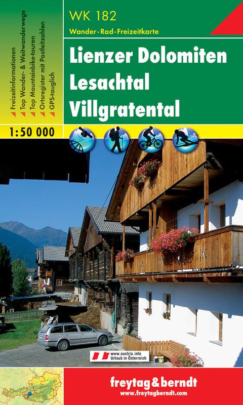 Lienzer Dolomiten – Lesachtal – Villgratner Berge