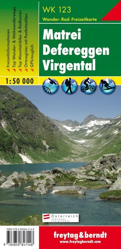 Matrei -Defereggen - Virgental