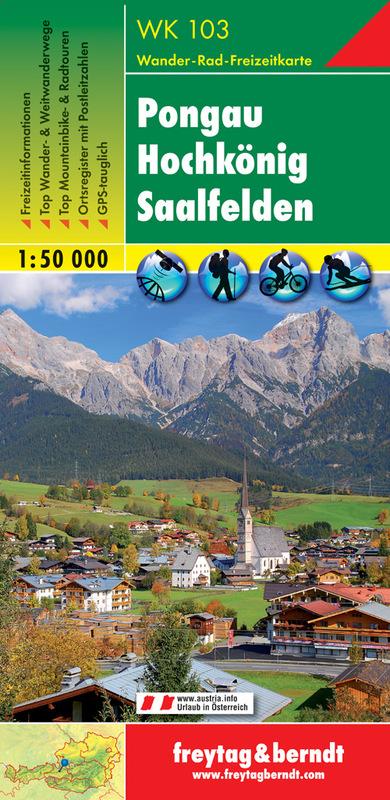 Pongau - Hochkönig - Saalfelden