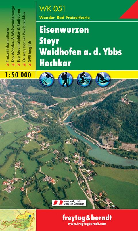 WK 051 - Eisenwurzen - Steyr - Waidhofen a.d. Ybbs - Hochkar