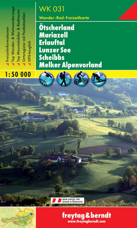 Ötscherland - Mariazell - Scheibbs - Lunzer See