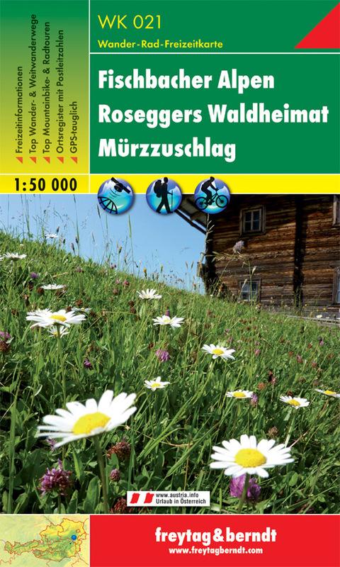 Fischbacher Alpen – Roseggers Waldheimat – Mürzzuschlag
