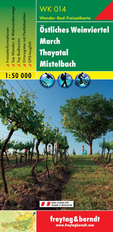 Östliches Weinviertel – March – Thayatal – Mistelbach