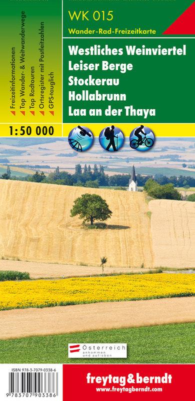Westliches Weinviertel – Leiser Berge – Stockerau – Hollabrunn – Laa an der Thaya