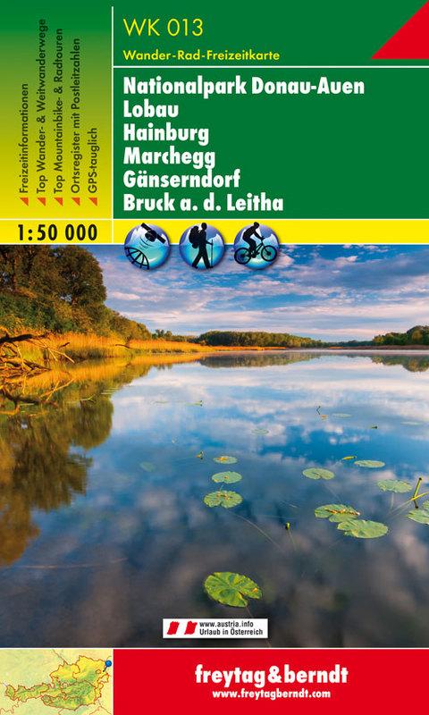 Nationalpark Donau-Auen – Lobau – Hainburg – Marchegg – Gänserndorf – Bruck a.d. Leitha