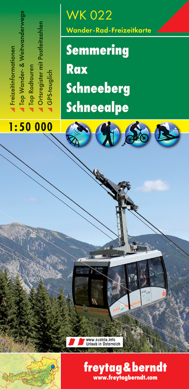 Semmering – Rax – Schneeberg – Schneealpe