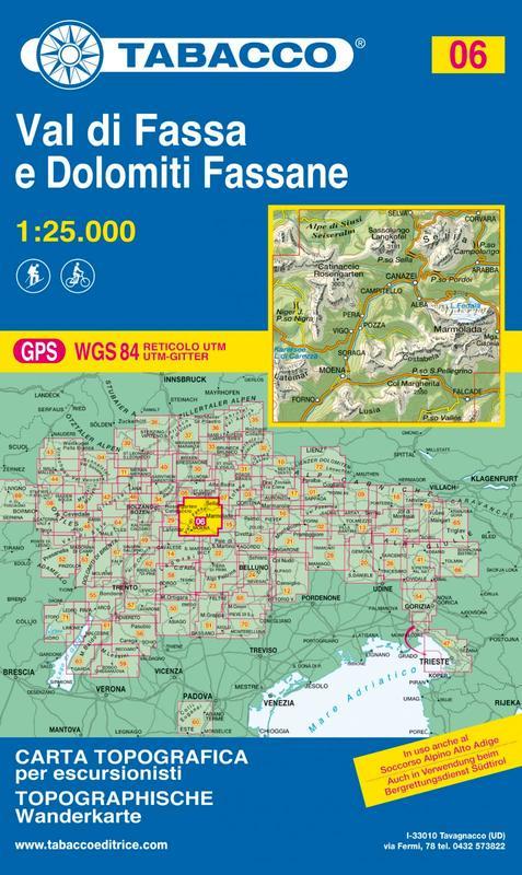 T06 Val di Fassa e Dolomiti Fassane