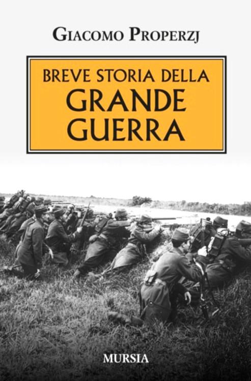 Breve storia della Grande Guerra