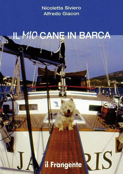 Il mio cane in barca