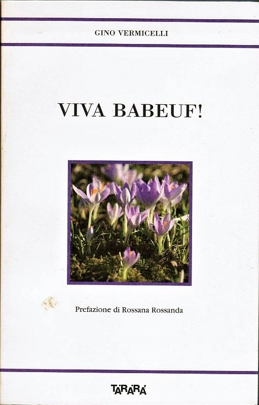 Viva Babeuf!