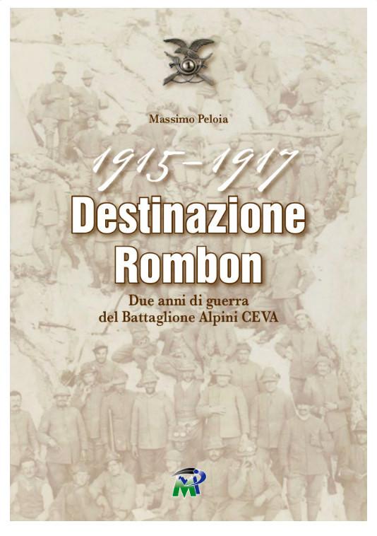 1915-1917 Destinazione Rombon