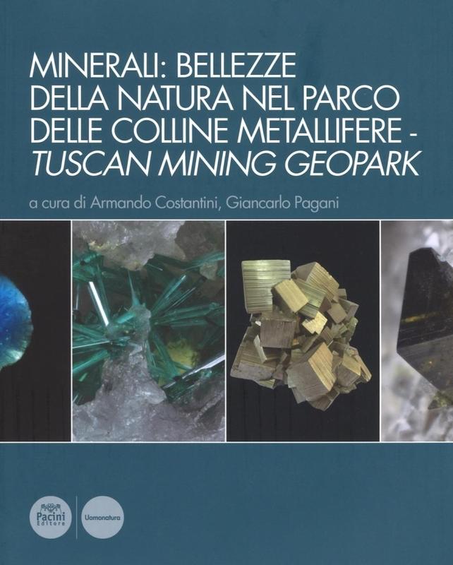Minerali: bellezze della natura nel Parco delle Colline Metallifere