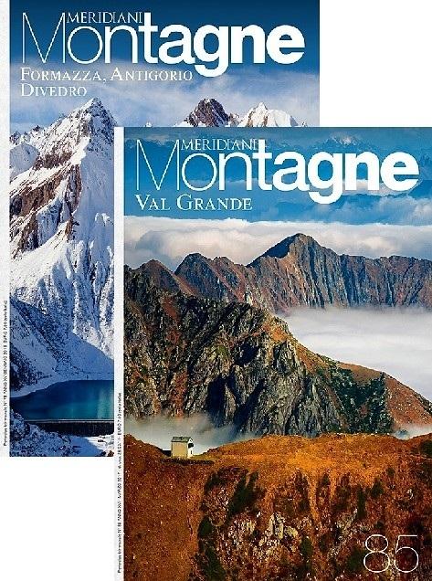 Formazza, Antigorio, Divedro + Val Grande