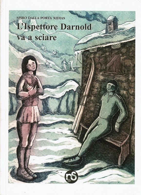 L'ispettore Darnold va a sciare