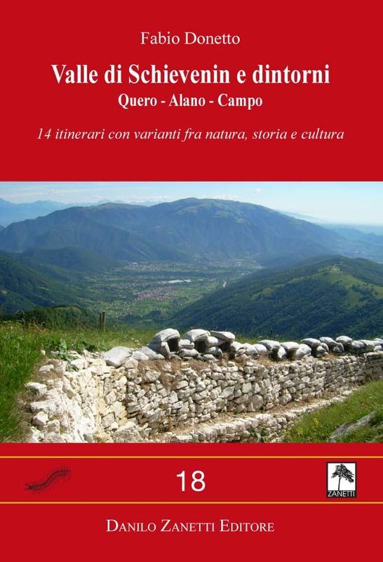 Valle di Schievenin e dintorni - Quero, Alano, Campo