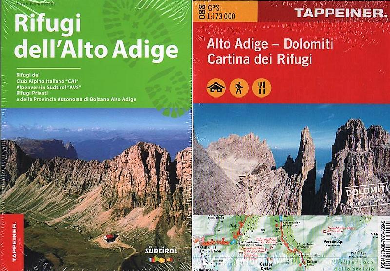Rifugi dell'Alto Adige
