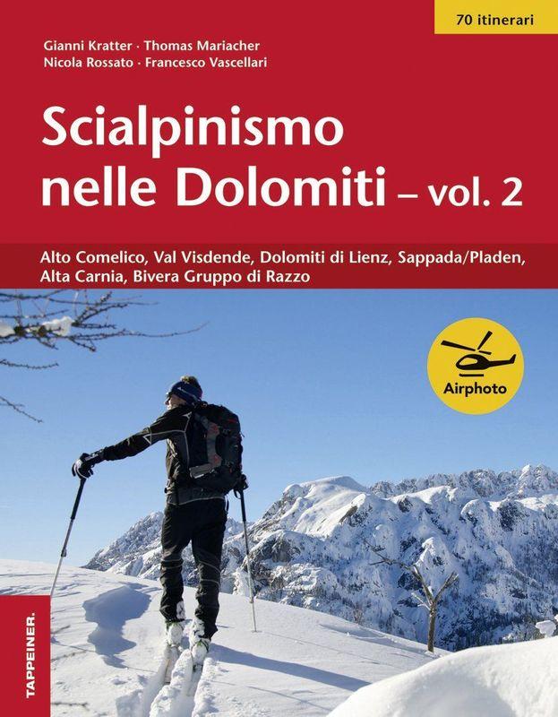 Scialpinismo nelle Dolomiti vol. 2