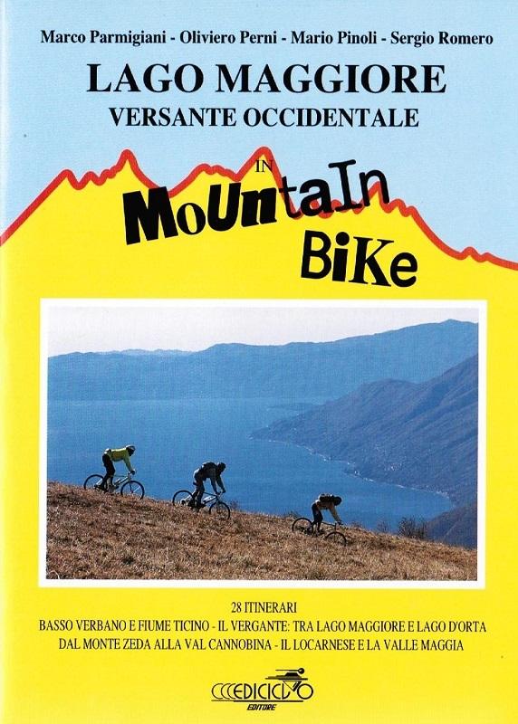 Lago Maggiore versante occidentale in mountain bike