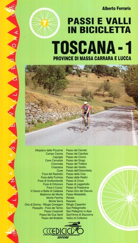 Passi e valli in bicicletta Toscana 1