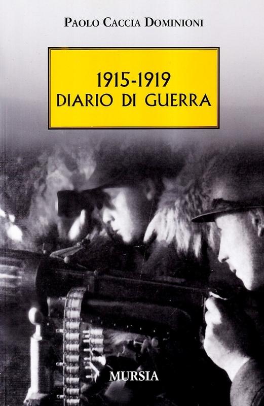 1915-1919 Diario di guerra