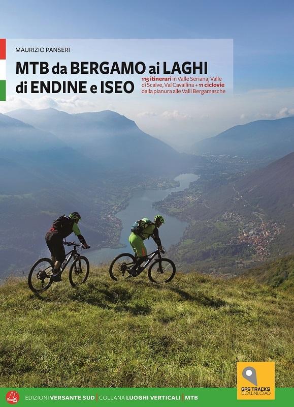 MTB da Bergamo ai laghi Endine e Iseo