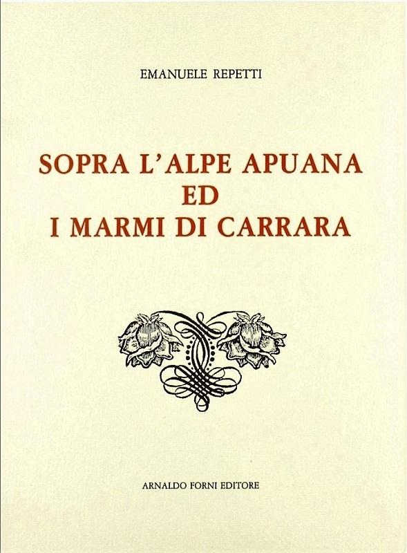 Sopra l'Alpe Apuana ed i marmi di Carrara