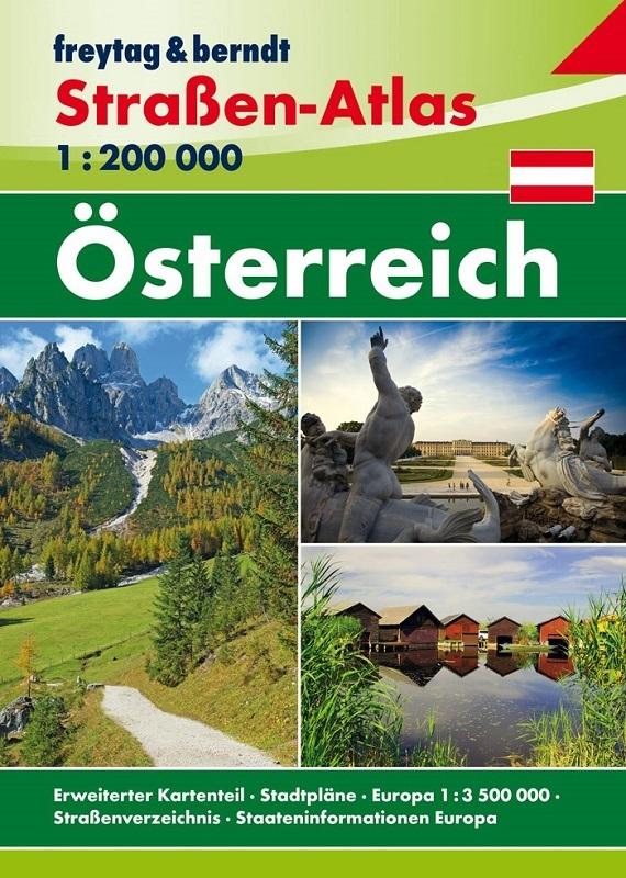 Austria Atlas Compact