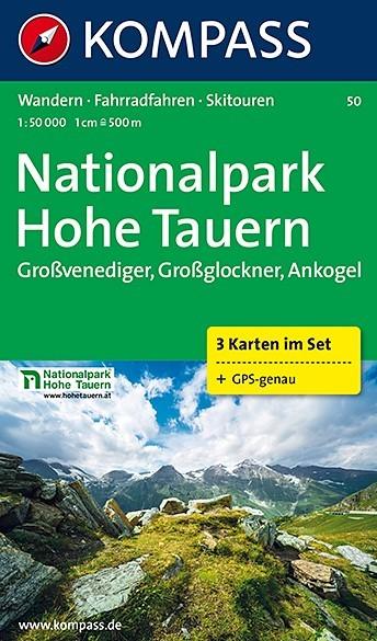 K50 Parco Nazionale Alti Tauri, Grossvenediger, Grossglokner, Ankogel