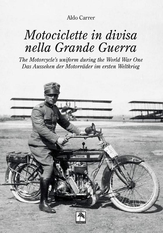 Motociclette in divisa nella Grande Guerra