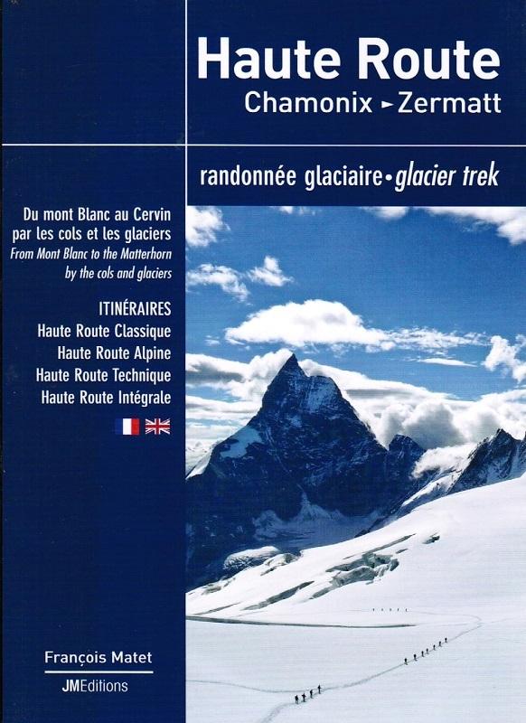 Haute Route Chamonix-Zermatt, randonnée glaciaire