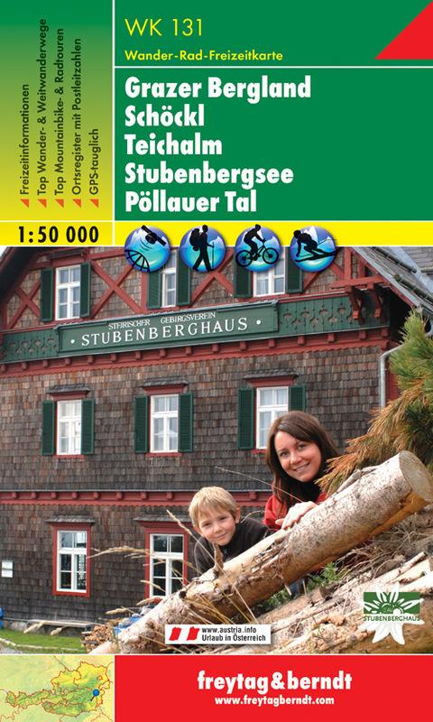 Grazer Bergland - Schökl - Teichalm - Stubenbergsee