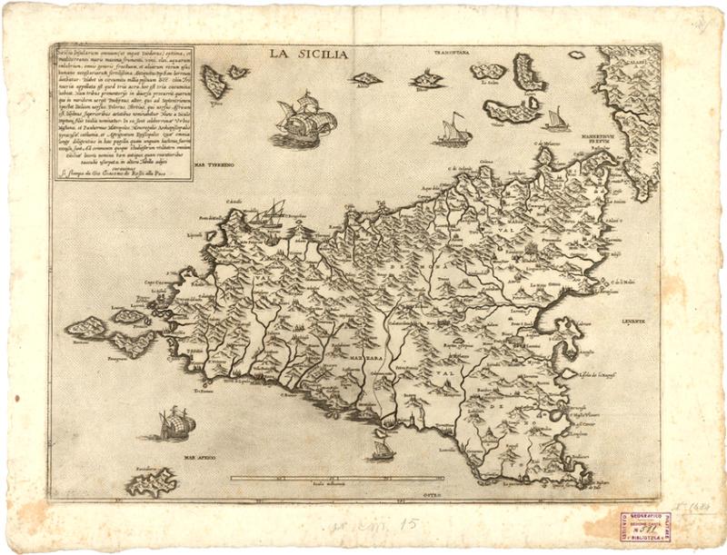 B16 - La Sicilia