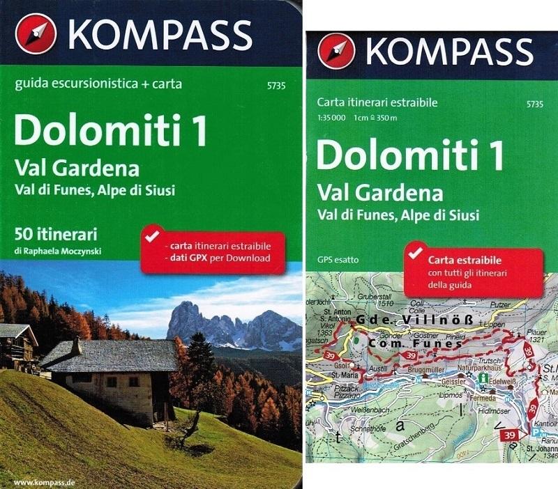 K5735 Dolomiti 1 Val Gardena
