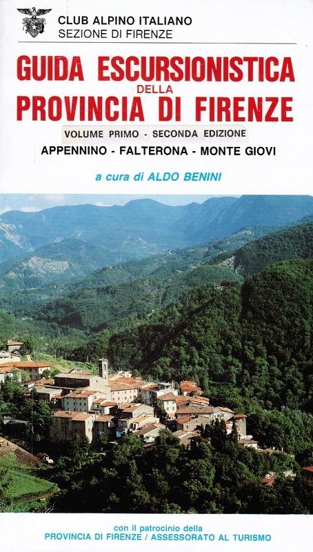 Guida escursionistica della provincia di Firenze