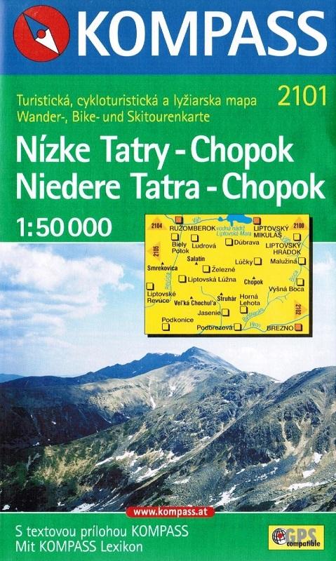 K2101 Tatra centrali, Chopok
