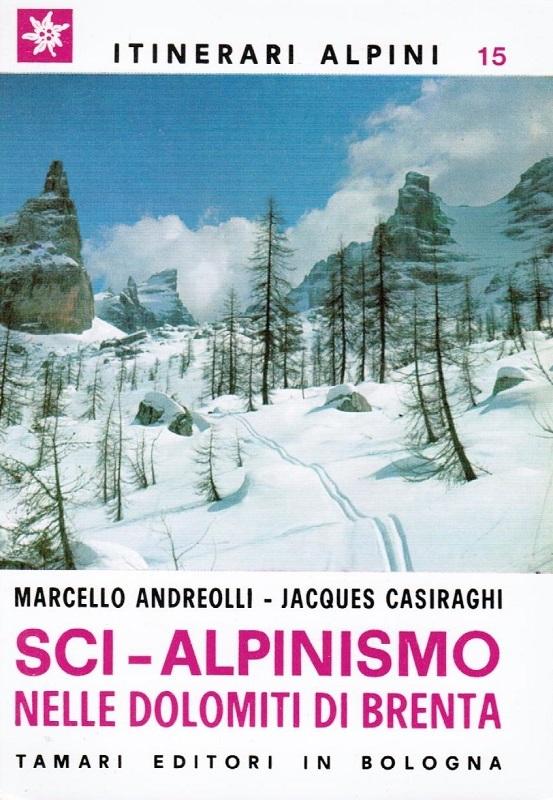 Sci-alpinismo nelle Dolomiti di Brenta